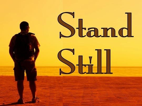Read e-book Stand Still