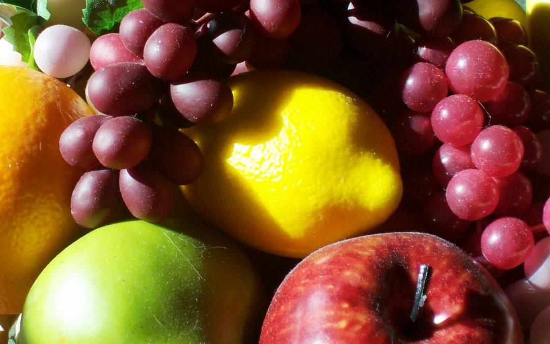 Fake Is Not Fruit. Faithfulness Is.